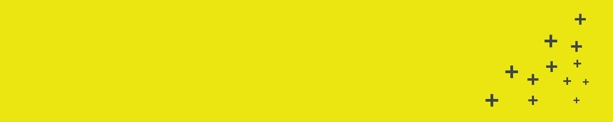 yellow art pattern